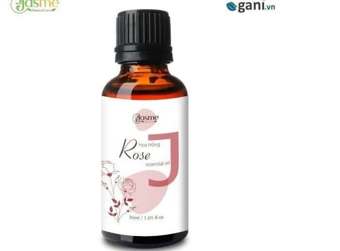 Nâng niu và chăm sóc làn da cùng tinh dầu hoa hồng