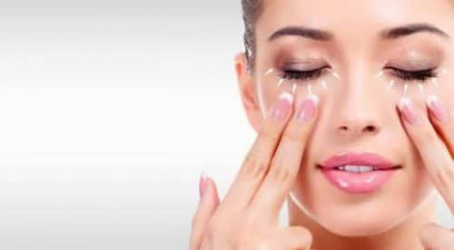 Hướng dẫn cách dưỡng da vùng mắt bằng tinh dầu 7