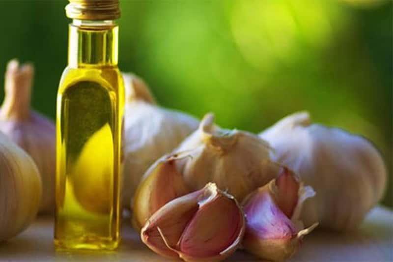 bảo quản tinh dầu tỏi