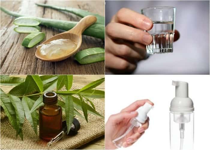 Cách làm tinh dầu nha đam tại nhà
